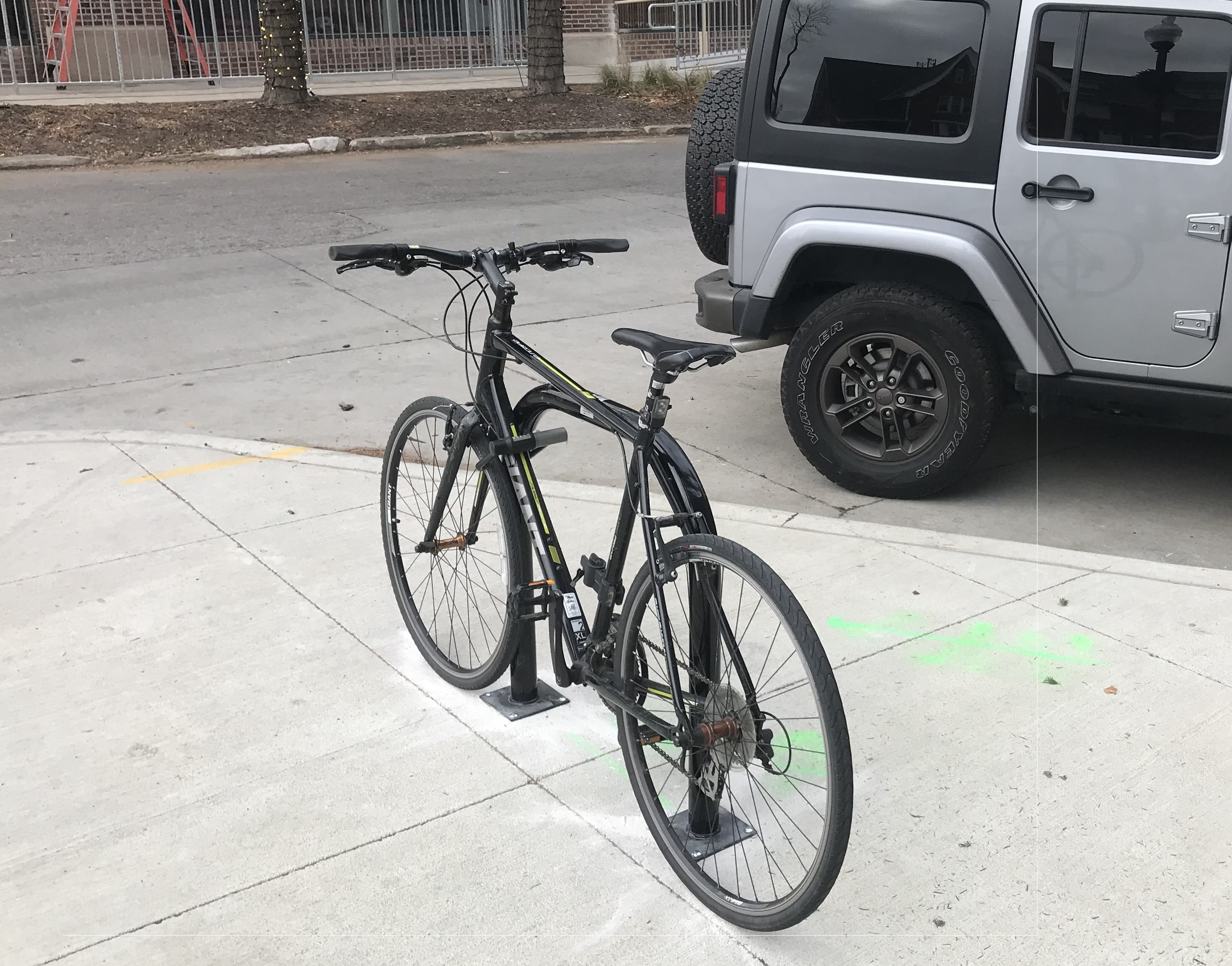 Blackstone bike rack example Copy
