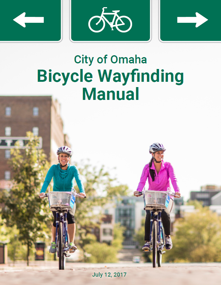wayfinding manual cover