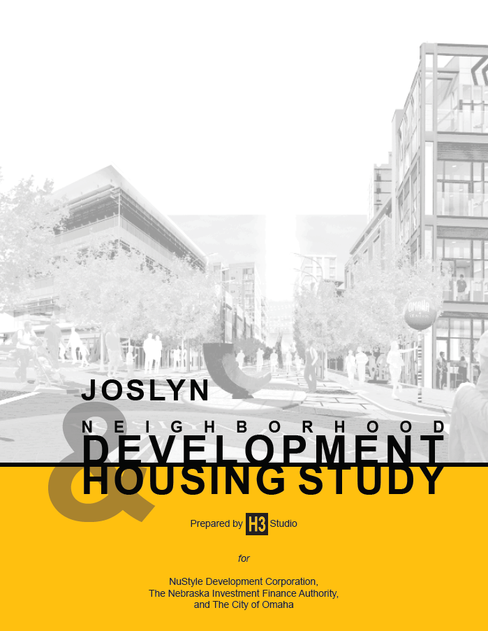 Joslyn Neighborhood Plan Cover